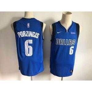 Dallas Mavericks Kristaps Porzingis Jersey (2)
